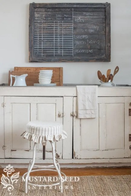 Miss Mustard seed Farmhouse White