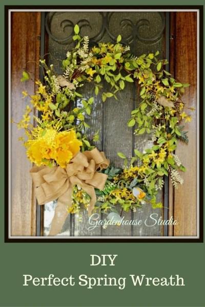 Spring Wreath 2017