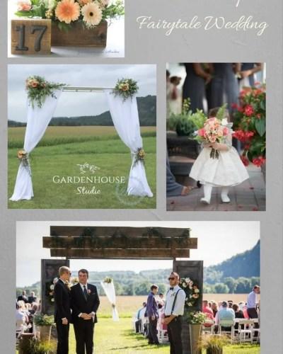 Pinterest Perfect Fairytale Wedding