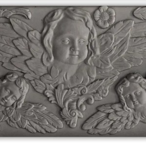 iod cherub moulds