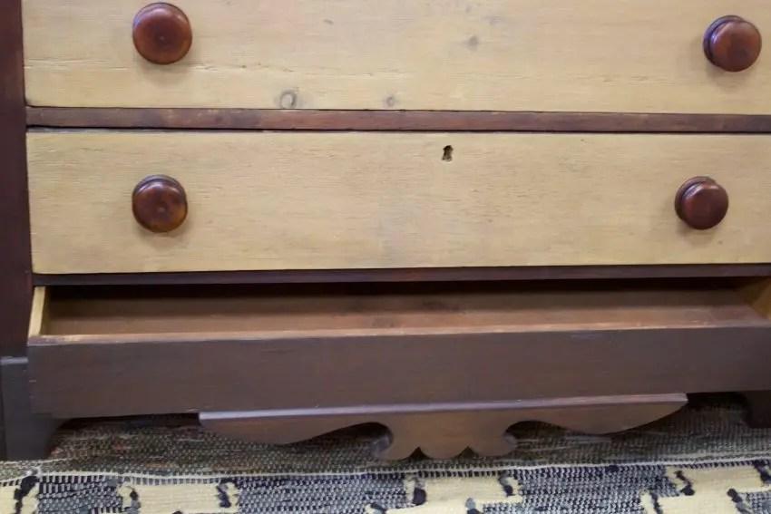 Secret drawer hemp oil