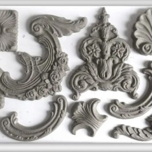 IOD Moulds Classic Elements