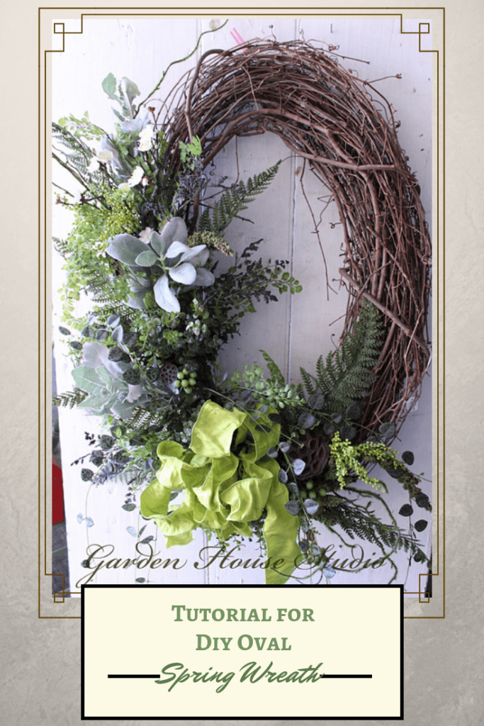 Oval Wreath Tutorial