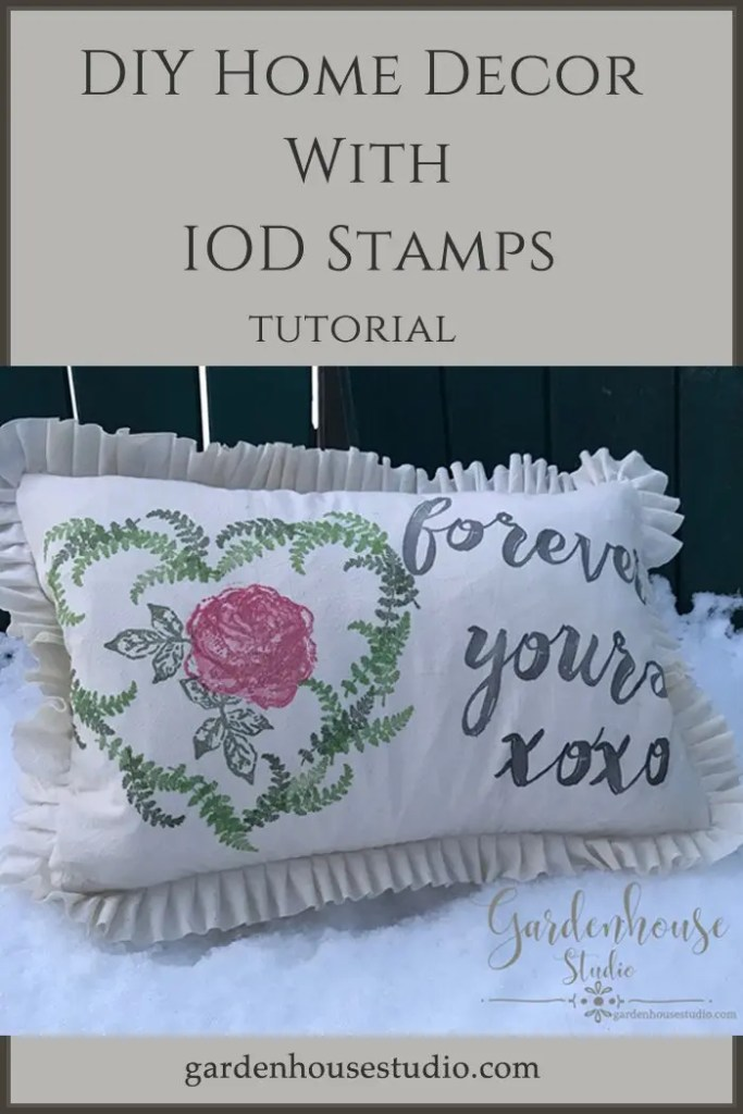 IOD Stamps Tutorial 1