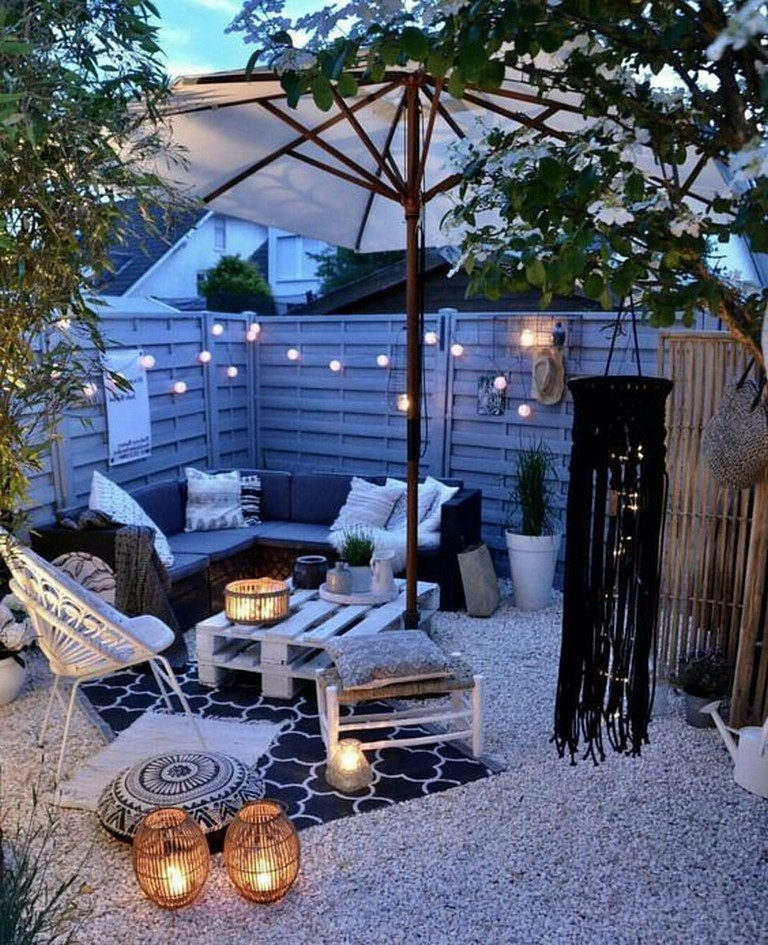48+ Marvelous Cozy Patio Design Ideas - Page 5 of 50 on Porch Backyard Ideas id=59449