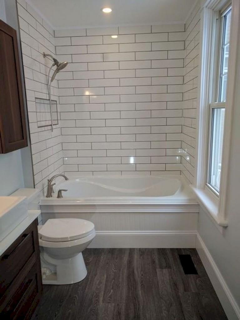 41+ Gorgeous Small Bathroom Remodel Bathtub Ideas on Small Bathroom Remodel  id=18788