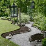 40 Beautiful Front Yard Rock Garden Landscaping Ideas (10)