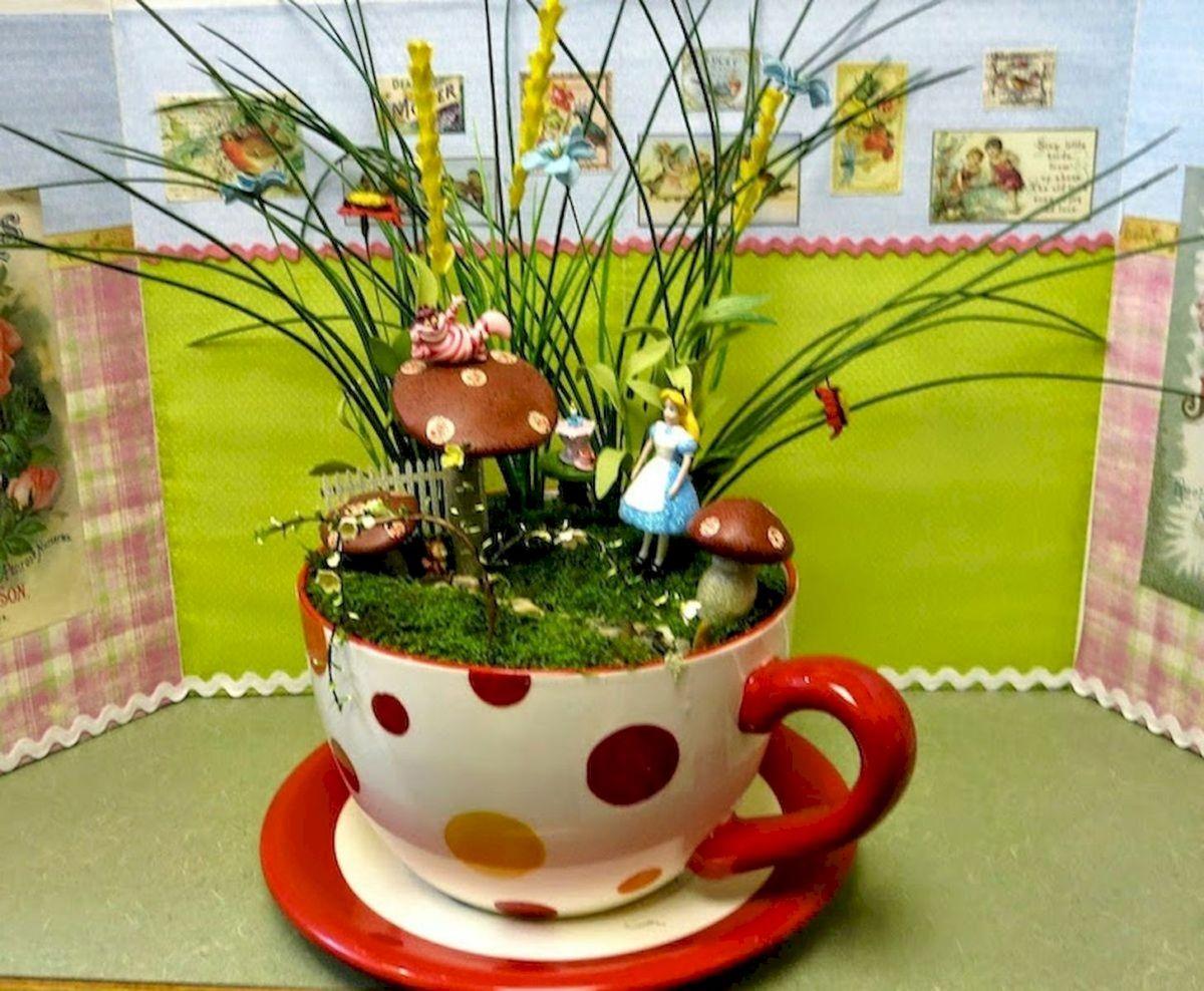 40 Beautiful Indoor Fairy Garden Ideas (23) - GARDENIDEAZ COM