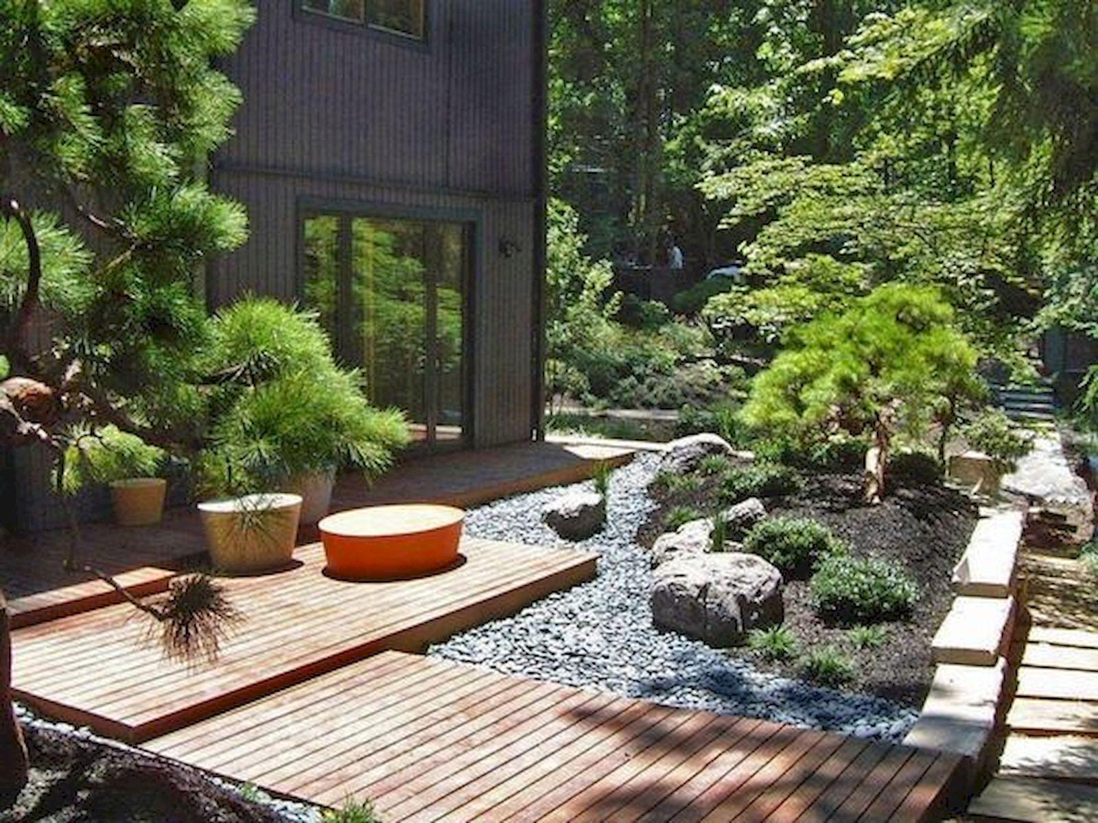 44 Fresh Small Garden Ideas For Backyard (24)