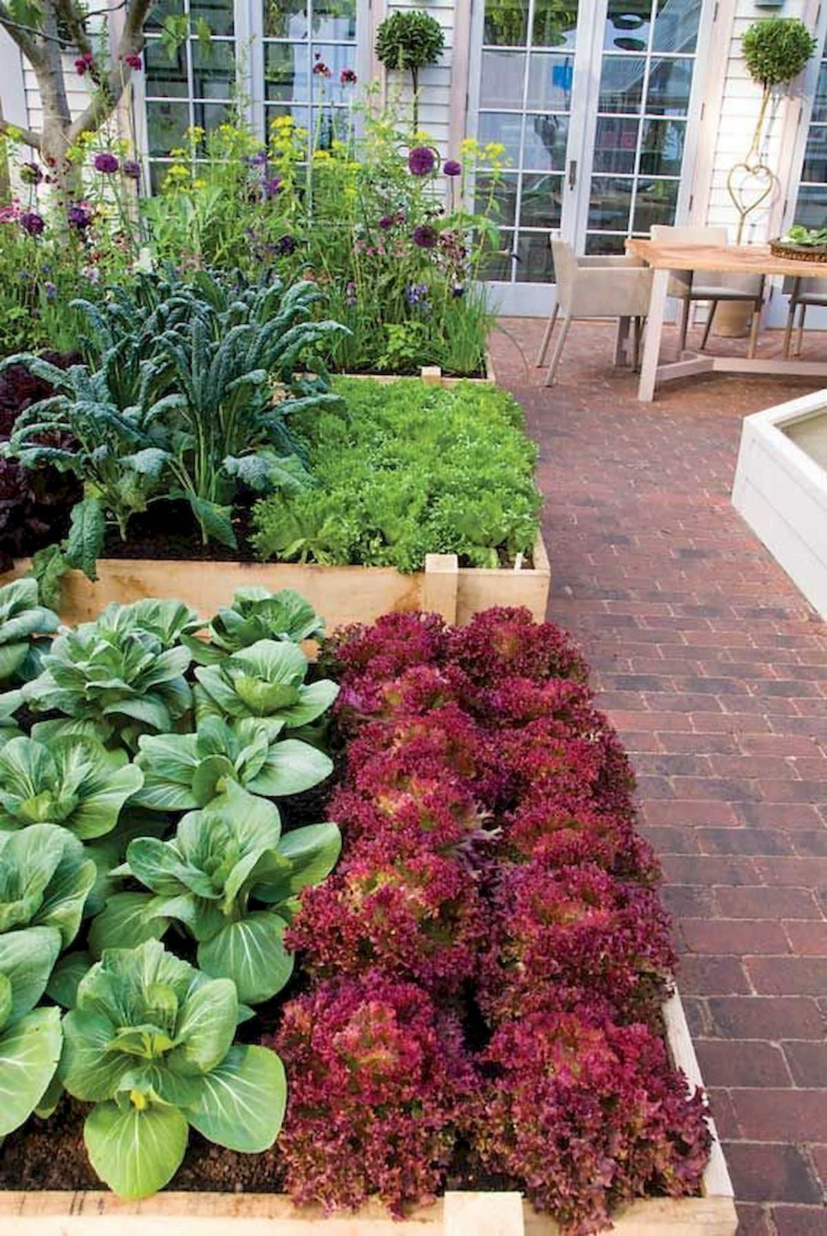 50 Inspiring Small Vegetable Garden Ideas (4)