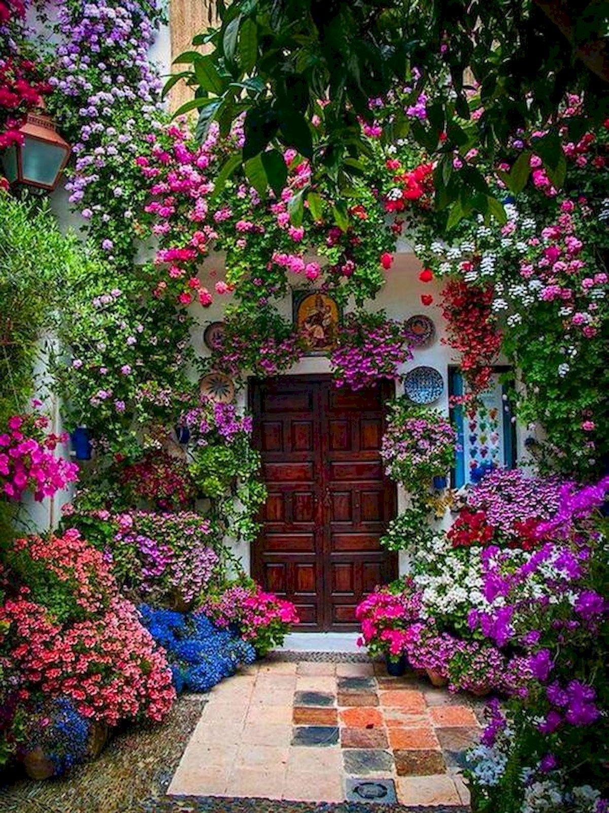 55 Beautiful Flower Garden Design Ideas (16)