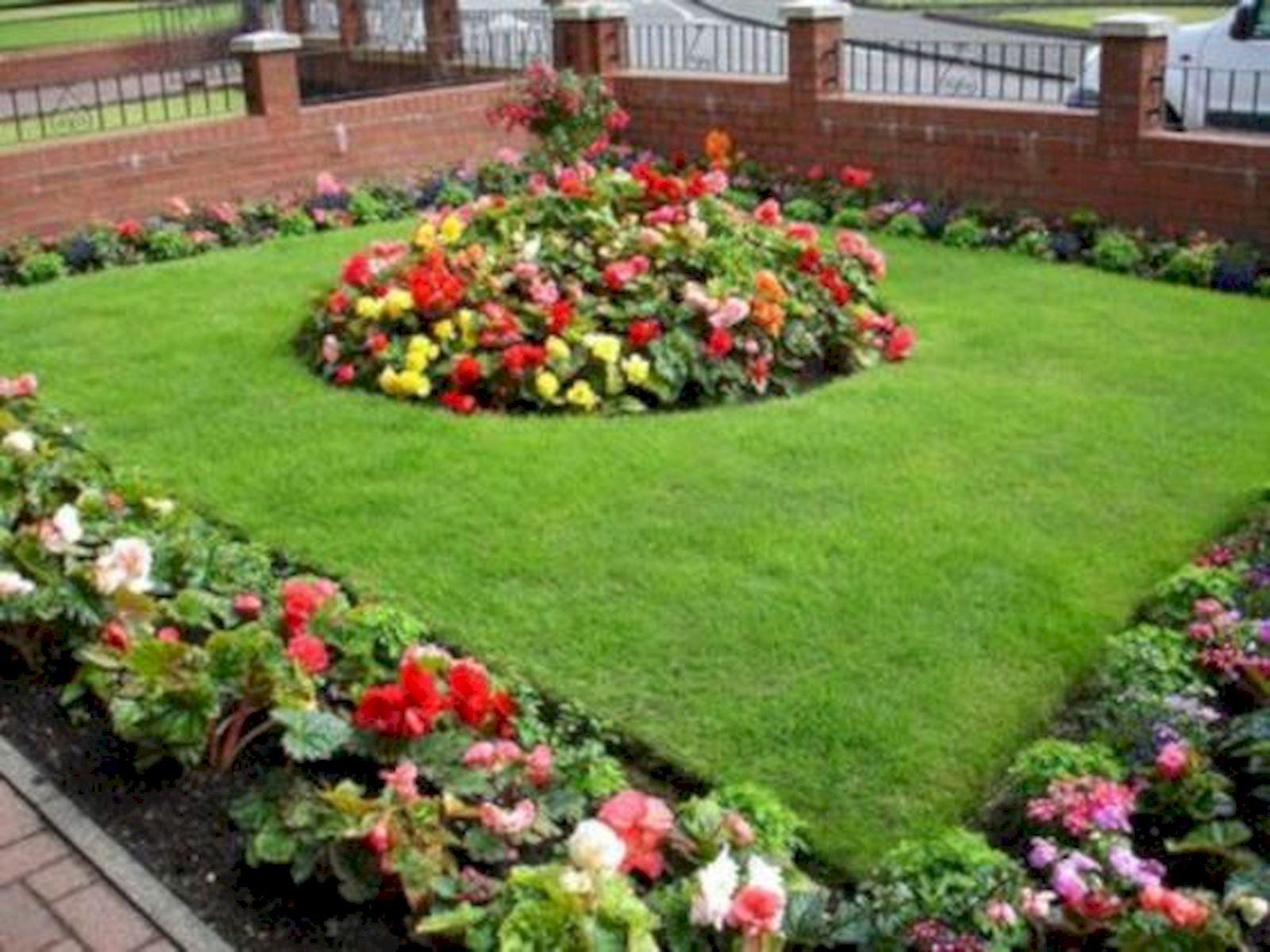 55 Beautiful Flower Garden Design Ideas (38)