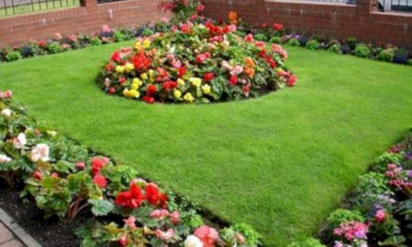 55 Beautiful Flower Garden Design Ideas (38)