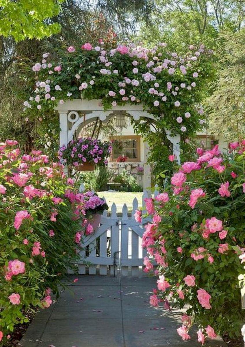 55 Beautiful Flower Garden Design Ideas (4)