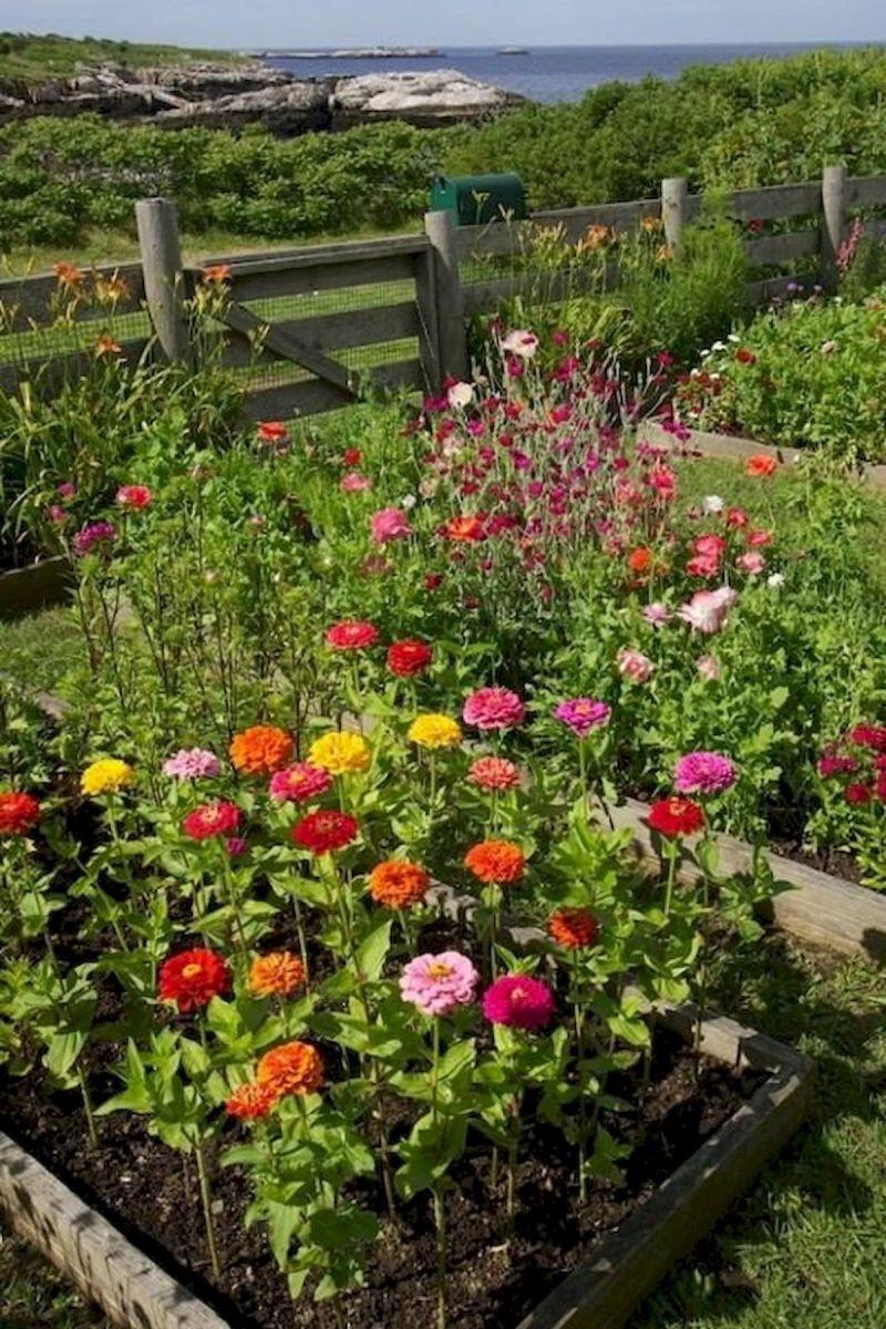 55 Beautiful Flower Garden Design Ideas (6)