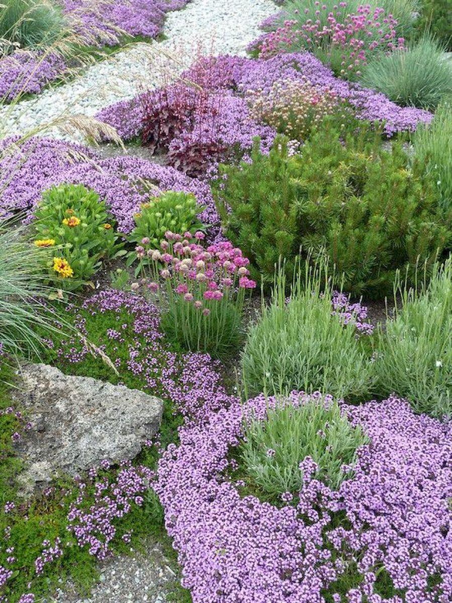 55 Beautiful Flower Garden Design Ideas (8)