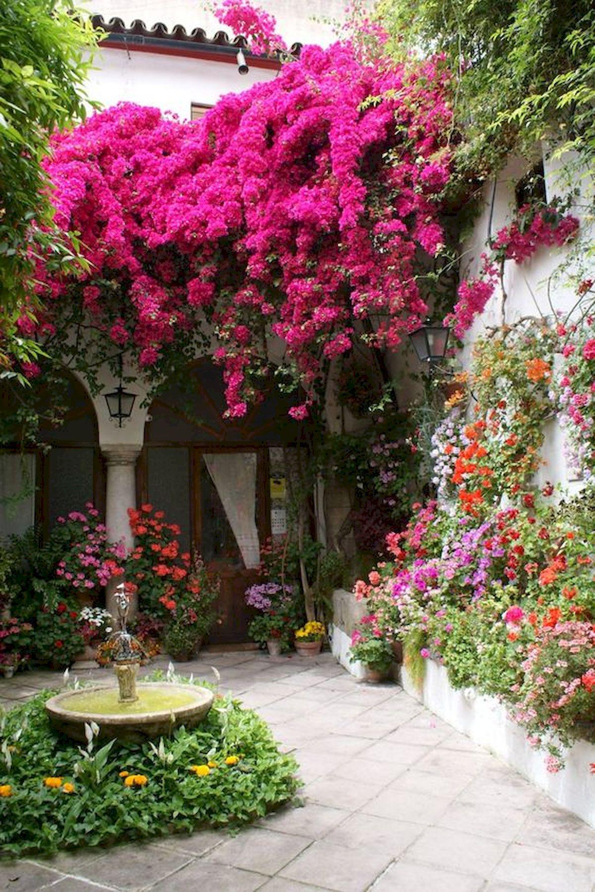 55 Beautiful Flower Garden Design Ideas (9)