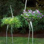 60 Unique DIY Garden Art From Junk Design Ideas (5)