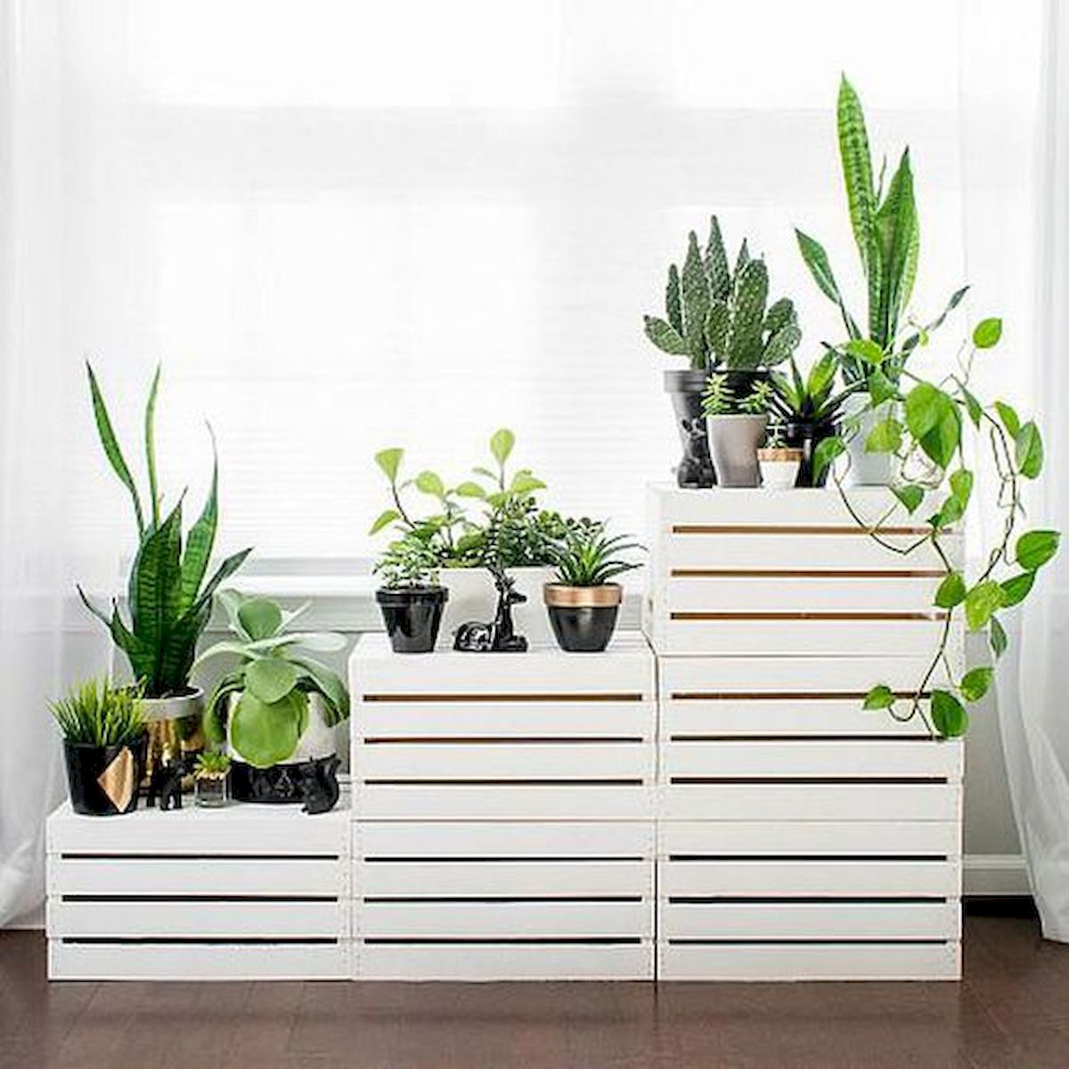 70 Awesome Small Garden Ideas for Apartment (6)