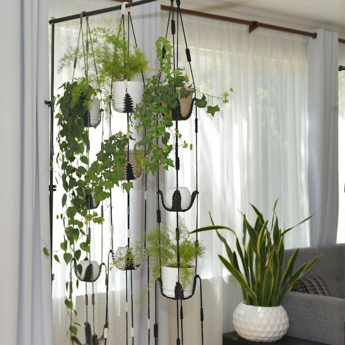 70 Awesome Small Garden Ideas for Apartment (64)