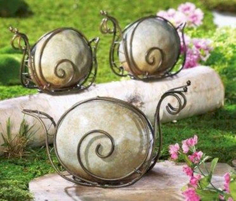 70 Fantastic Metal Garden Art Design Ideas (25 ...