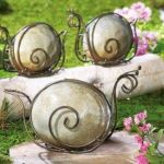70 Fantastic Metal Garden Art Design Ideas (25)