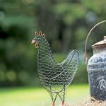 70 Fantastic Metal Garden Art Design Ideas (28)