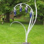 70 Fantastic Metal Garden Art Design Ideas (41)