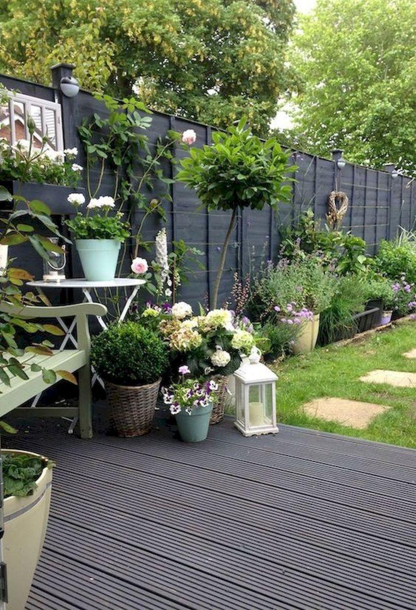 80 Best Patio Container Garden Design Ideas (21)