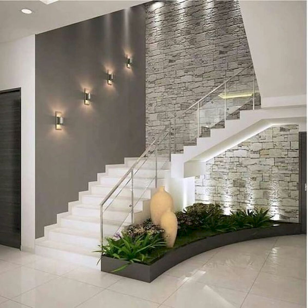 40 Awesome Indoor Garden Design Ideas That Look Beautiful (5)