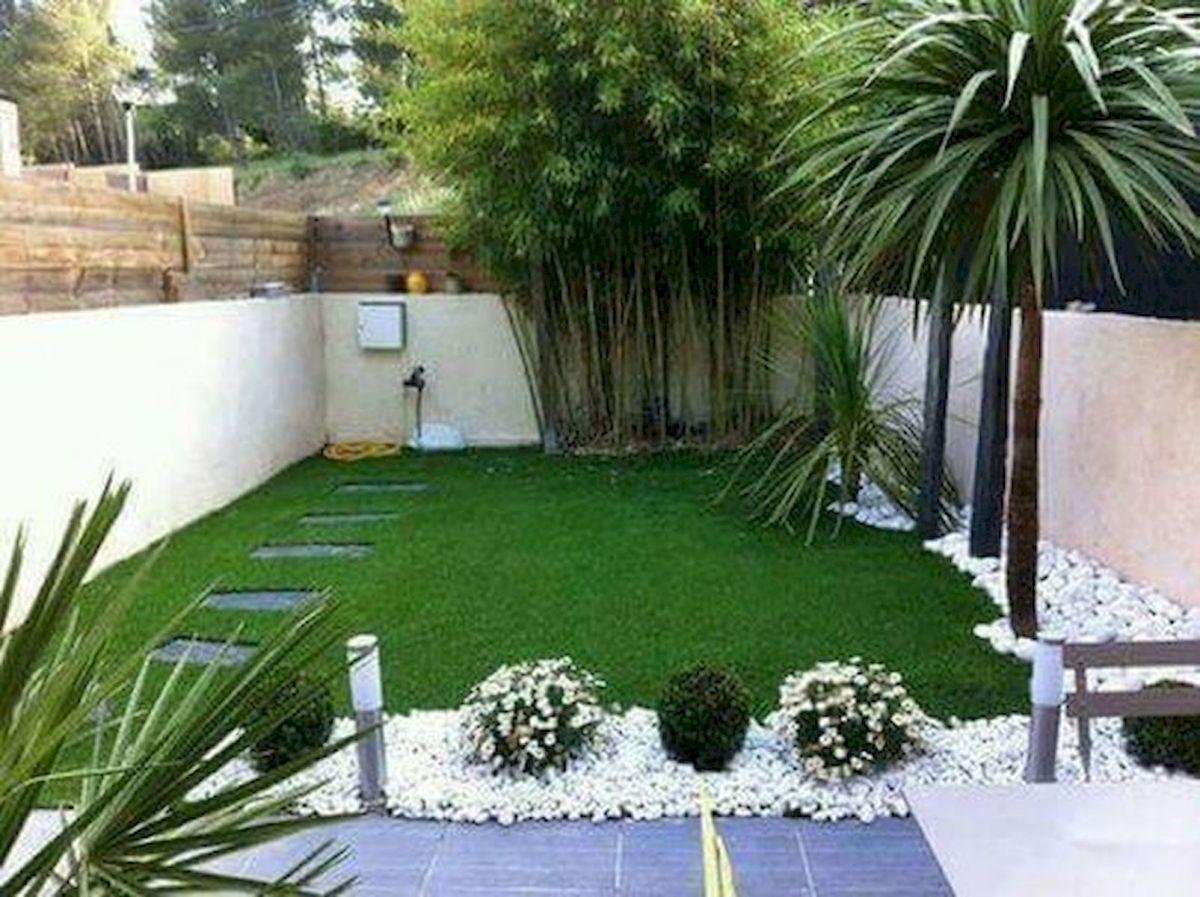 40 Fabulous Modern Garden Designs Ideas For Front Yard and Backyard (21)