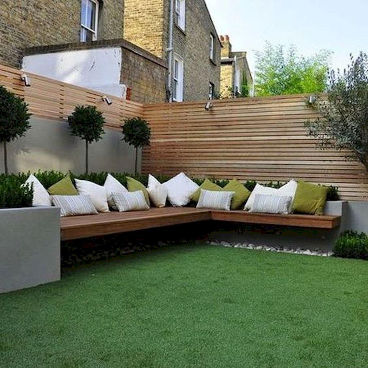 40 Fabulous Modern Garden Designs Ideas For Front Yard and Backyard (25)