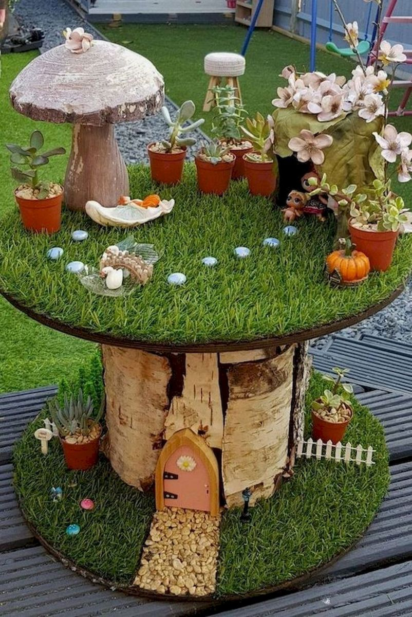 30 Creative DIY for Garden Projects You Will Want to Save (25)