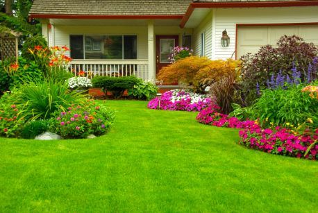 20 Beautiful Backyard Flowers Garden Ideas (17)
