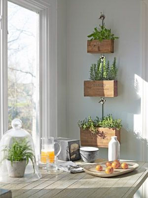 20 Stunning Indoor Herb Garden Design Ideas (6)