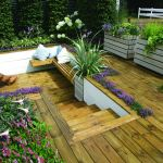 Awesome Decking Ideas For Sloping Garden