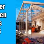 Beautiful  winter garden ideas