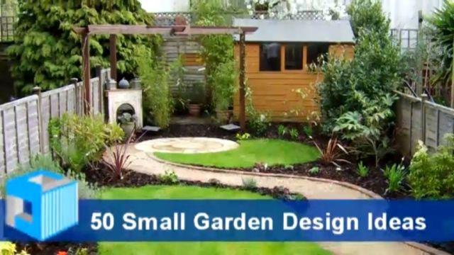 Amazing garden ideas for small gardens