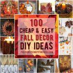 Adorable Fall Decor Ideas Diy