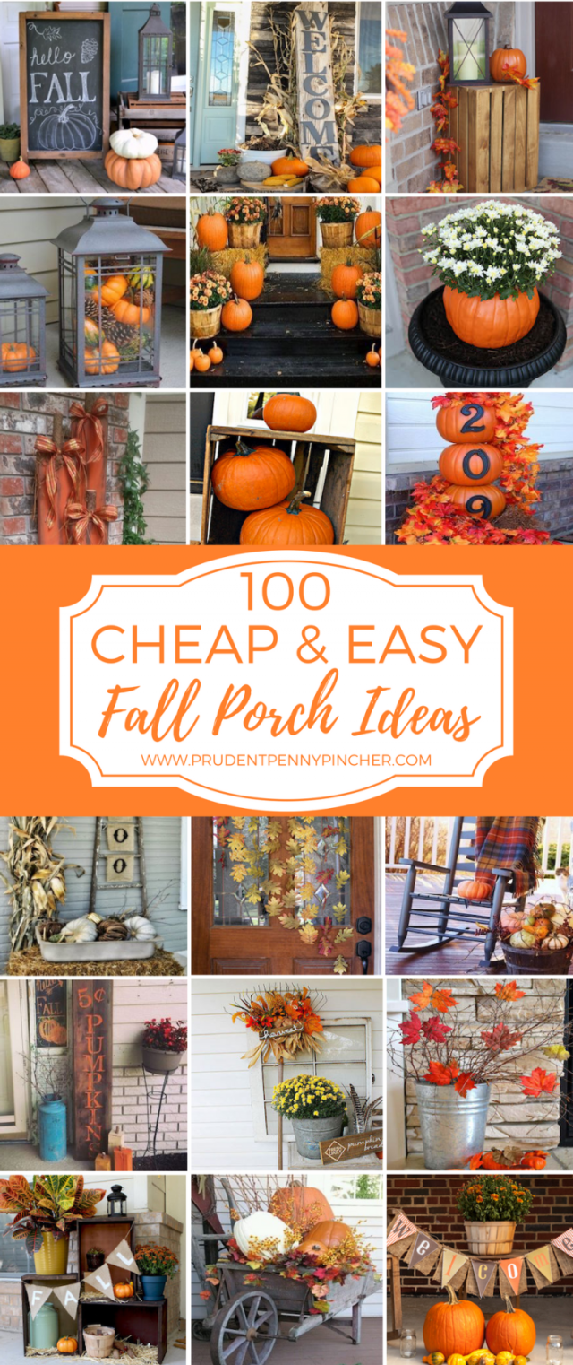Fantastic fall decor ideas