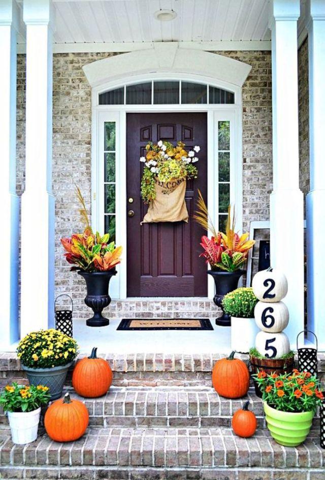 Amazing fall decor ideas for porch