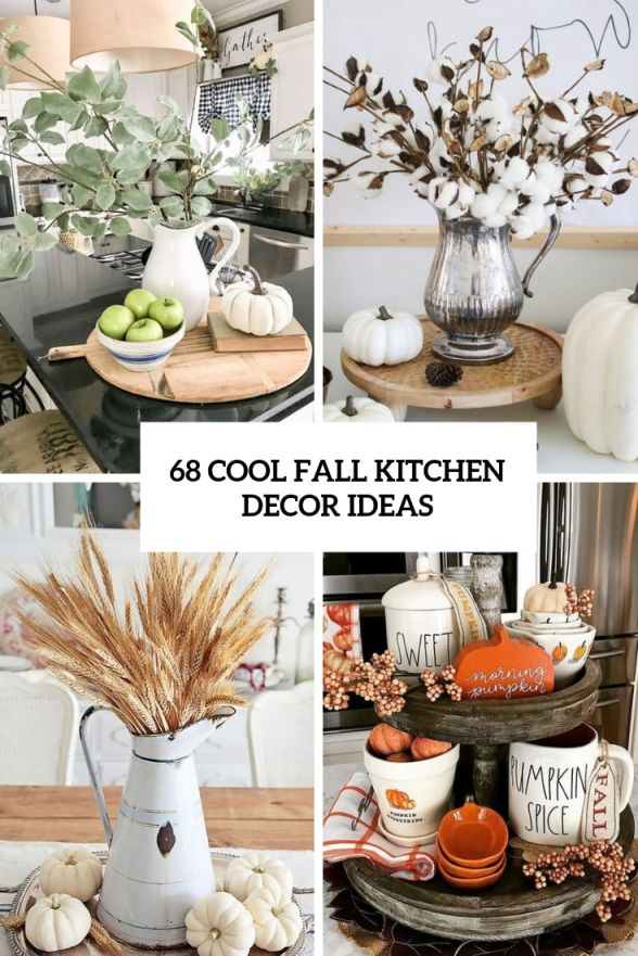 Adorable fall decor ideas