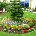 Nice  small flower garden ideas