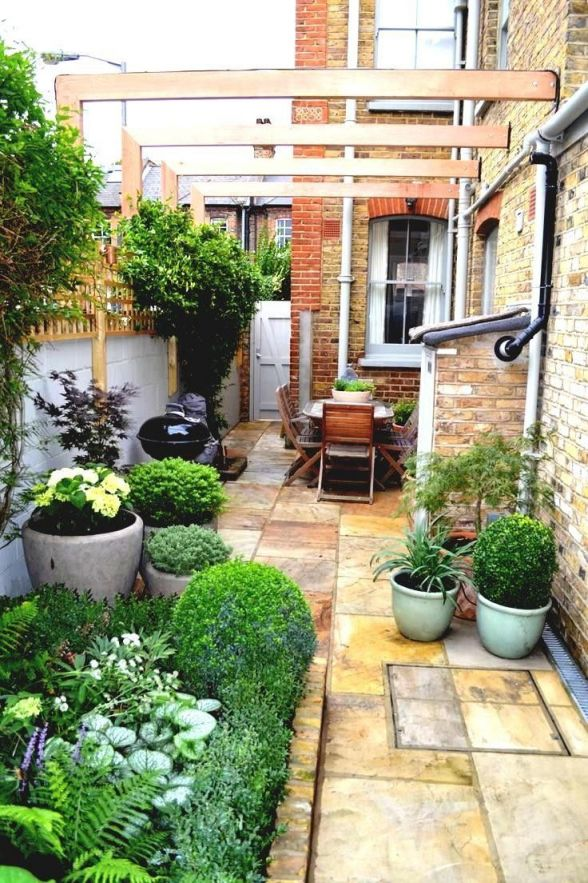 Amazing Small Front Garden Ideas Terraced House