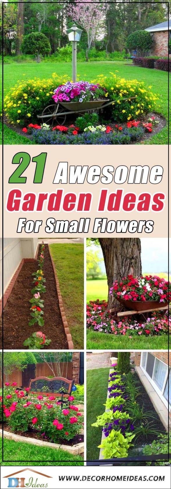 Awesome Backyard Flower Garden Ideas