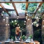 Awesome Outdoor Living Spaces For Small Backyards