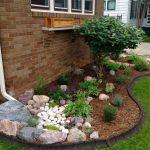 Beautiful Rock Garden Ideas For Front Yard