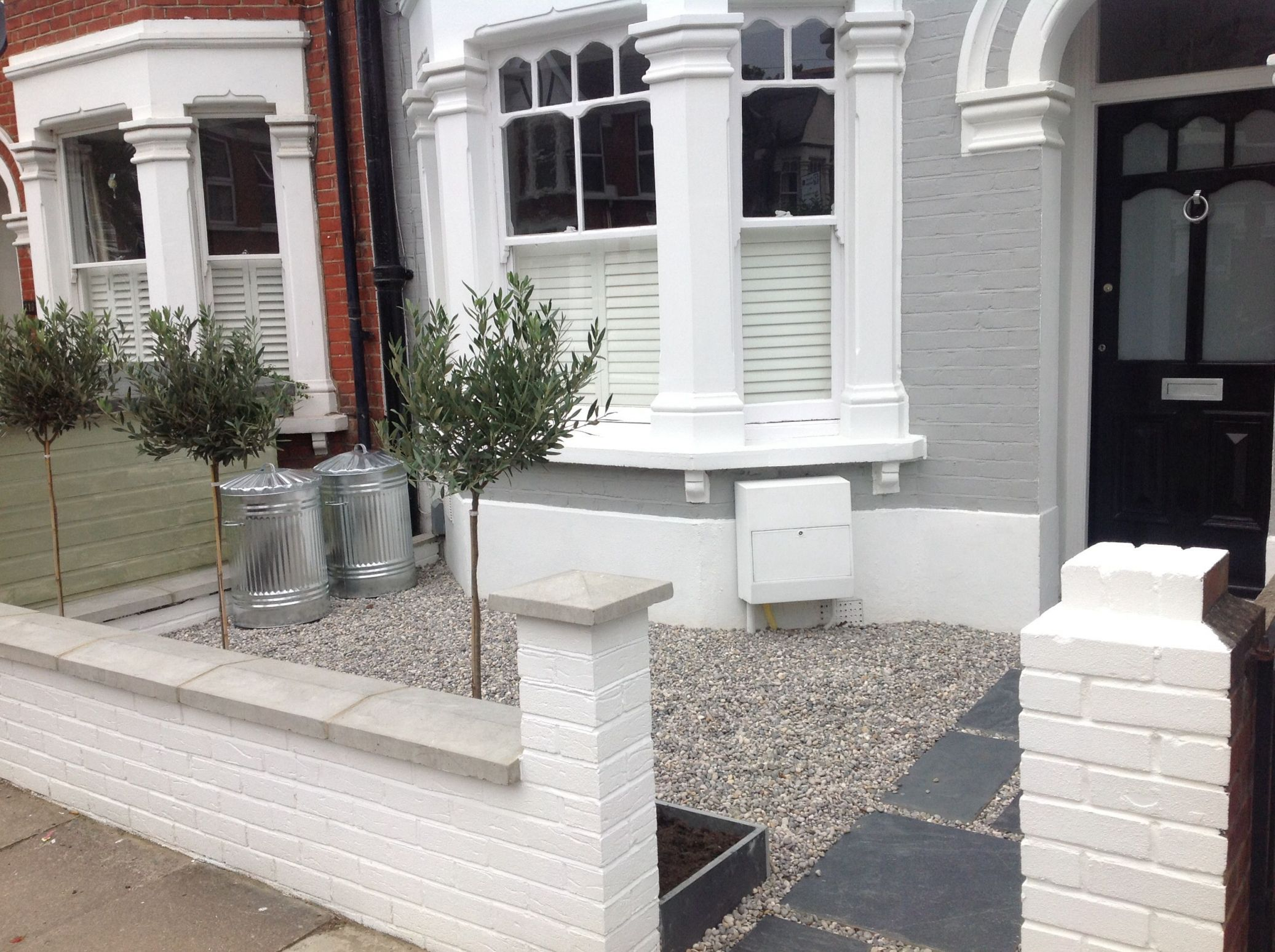 Beautiful Small Front Garden Ideas Terraced House