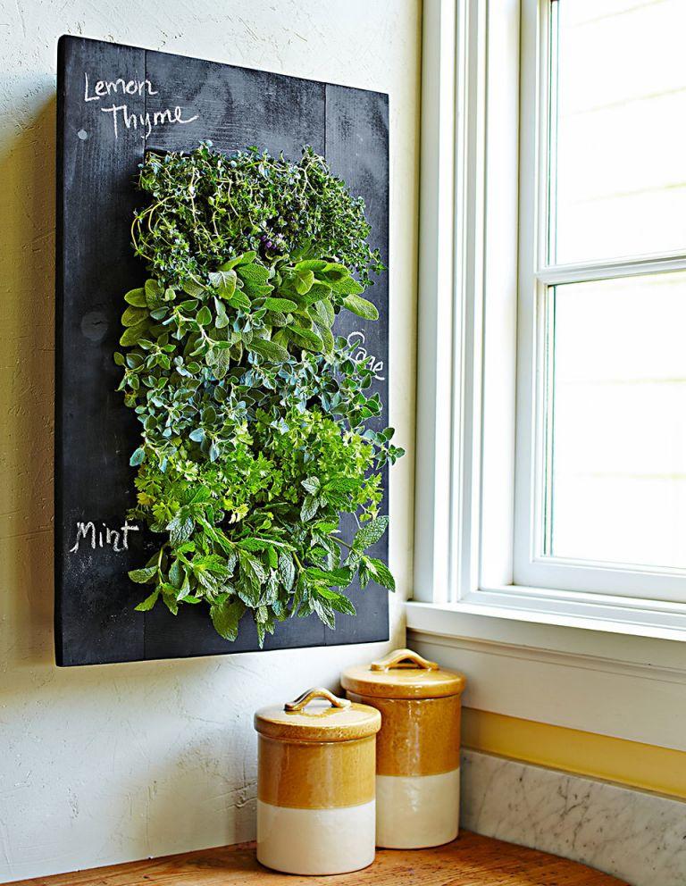 Wonderful  indoor herb garden ideas
