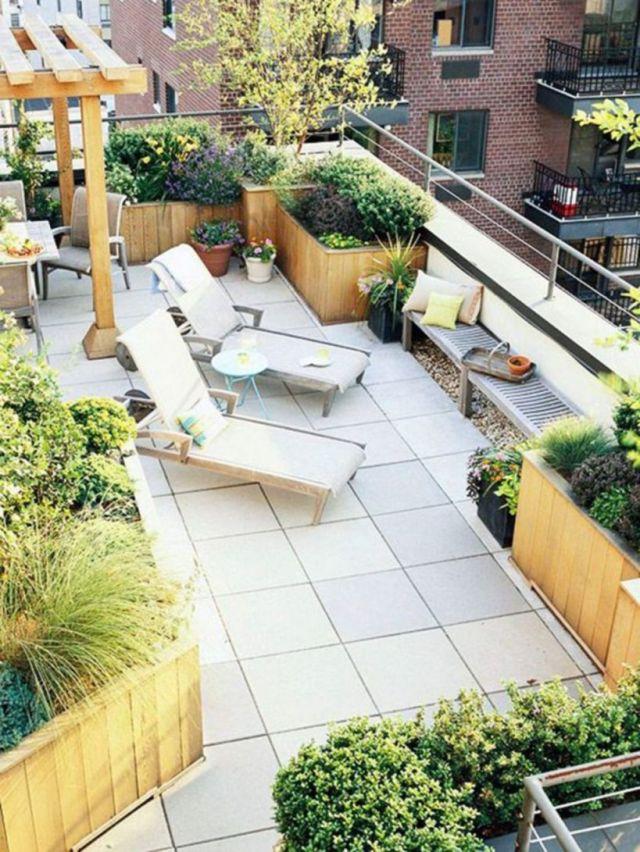 Top simple terrace garden ideas